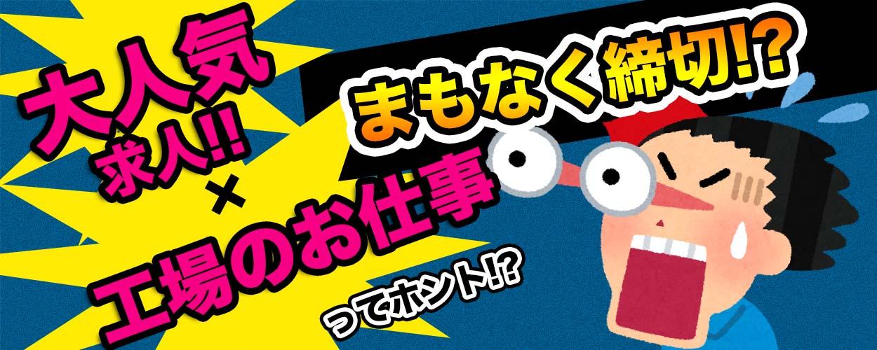 【阿賀野市のお仕事・日勤・日払いOK・週払いOK】舞茸の包装、箱詰、検品