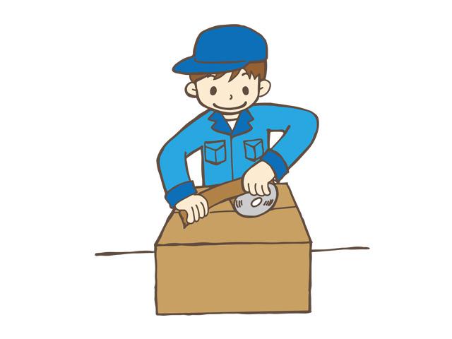夕方からのお仕事!ヘアカラーなどの包装、梱包作業。 :狭山市(448108)