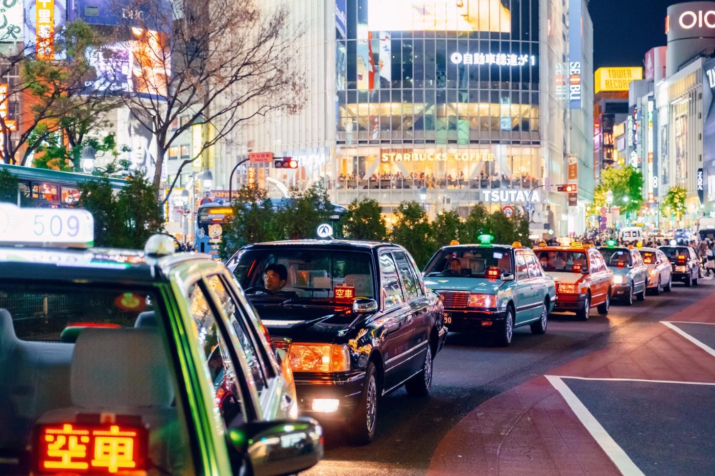 【歩合給だから頑張りが反映される!】品川区を中心にしたタクシードライバーのお仕事!