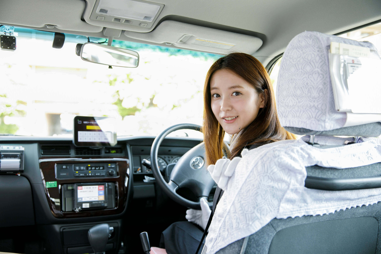 入社祝い金あり!未経験の方、二種免許を持っていない人も歓迎!タクシードライバー募集